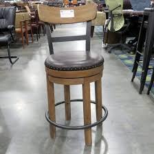 bar stools ashley furniture bar stools log clearance kitchen