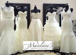 bridal boutique madeleine s bridal boutique travel guide to town clovis