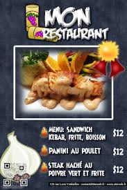 o fr cuisine pin by posterfrance gratuit on flyer pour restaurant