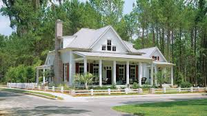 southern living ranch house plans