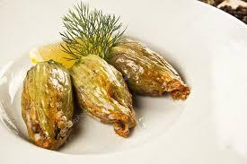 cuisine ottomane fleurs de courgettes farcies à la cuisine ottomane turque et