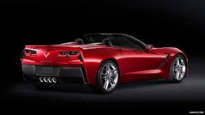 2014 corvette stingray convertible 2014 chevrolet corvette stingray convertible rear hd wallpaper 19