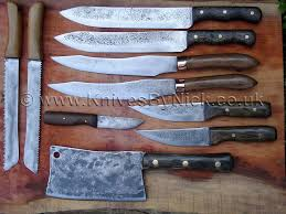 uk kitchen knives knives by nick historical knives
