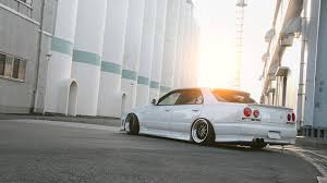 stanced nissan skyline skyline r34 wallpapers group 82