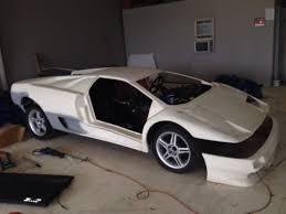 2001 lamborghini diablo sale sell 2001 lamborghini diablo replica project kit car in