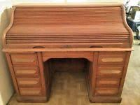 jefferson roll top desk vintage jefferson solid oak roll top desk antique solid quarter