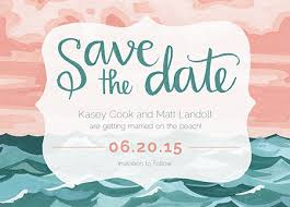 custom save the dates save a date custom save the dates mailed for you postable