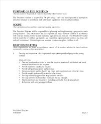 Example Of Resume With Job Description by Substitute Teacher Job Description Head Bartender Job Description