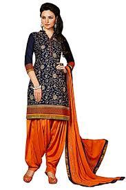 dress materials online buy unstitched churidar suits