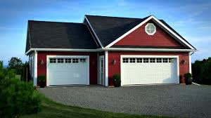 detached garage with apartment ultimate detached garage 100 days of construction youtube