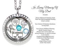in loving memory lockets sted memorial necklace custom child memorial jewelry
