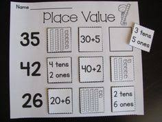 place value expanded form differentiated worksheets place value