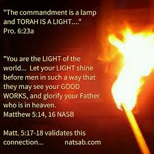 scripture about being the light being a light according to scripture natsab
