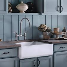 kitchen faucets for farm sinks kohler farmhouse sink and faucet kitchen design