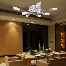 deckenlen wohnzimmer modern lu mi led deckenleuchte pendelleuchte höhenverstellbar küchen