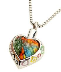 necklace to put ashes in jewelry made with cremation ashes gallery of jewelry