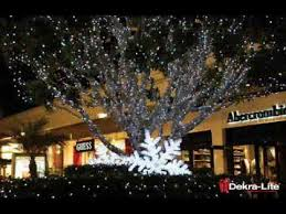 Commercial Christmas Decorations Outdoor by Decoration Garland U0026 Wreaths Dekra Lite Commercial Outdoor