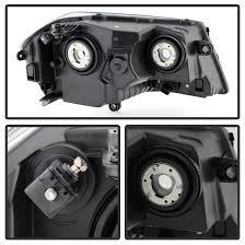 black dodge avenger 2008 xenon 2008 2014 dodge avenger replacement headlights black