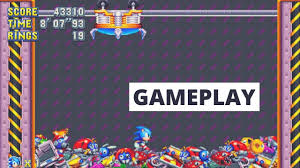 sonic mania trash compactor boss battle ps4 gameplay youtube