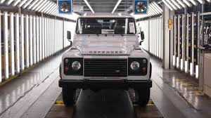 lifted land rover defender billionaire could save original land rover defender the drive