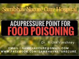 best home remedies for food poisoning acupressure treatment in