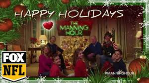 merry from cooper manning s family fox nfl kickoff