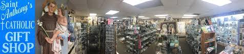 catholic store st anthony s catholic gift shop