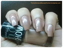 maybelline color show u0027silk stockings u0027 nail polish review the