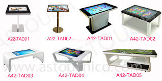 Smart Table Price by New Product 42 Inch Pcap Touch Interactive Smart Table Astouch