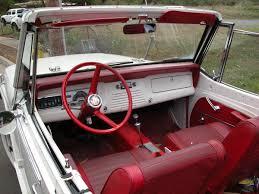 jeep jeepster interior commando convertible interior