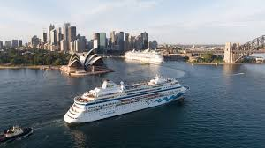 cruises to sydney australia aidacara makes a historic visit to sydney australia cruisebe