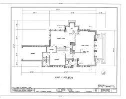 frank lloyd wright u0027s bogk architectural plans brick prairie style