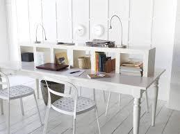 Ikea Scaffali Legno by Lavorare Comodamente Da Casa Ecco La Scrivania