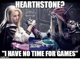 Heartstone Meme - hearthstone review the anomalous host