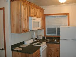 honeymoon cabin suite with kitchenette pinedale wyoming