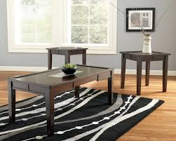 coffee tables exquisite coffee and end tables set epic ottoman