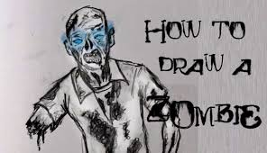 ep 32 how to draw a zombie from black ops 2 youtube