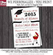 high graduation party invites cimvitation