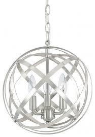 Littman Lighting Capital Lighting 4233 Axis Pendant Transitional Pendant