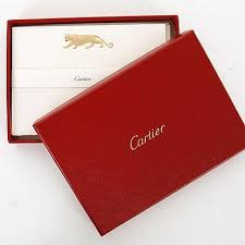 cartier note cards sumally サマリー
