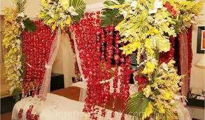 First Nite Room Decorations Bridal Room Decoration Latest Ideas Bedroom Decoration For
