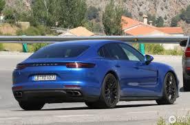 porsche panamera turbo 2017 silver porsche 971 panamera turbo 5 july 2016 autogespot