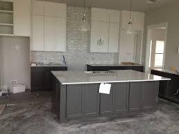 gray kitchen island white and gray kitchen hometalk