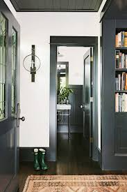 Best White Paint For Dark Rooms Best 25 Dark Trim Ideas On Pinterest Dark Baseboards Black