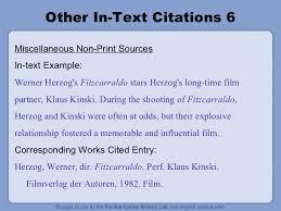 apa format movie titles essay cite movie