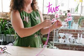 How To Make A Wrist Corsage How To Make A Corsage A Practical Wedding A Practical Wedding