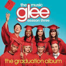 graduation photo album glee cast glee the season three the graduation album