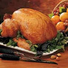 roast turkey recipe taste of home turkey with orange honey glaze recipe taste of home