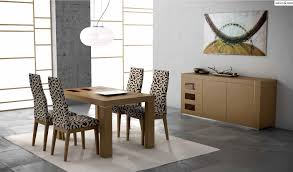 Modern Wood Dining Room Tables Irene Modern Dining Room Set