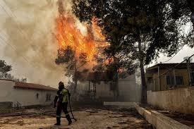 is it safe to travel to greece images Greece fires is greece safe athens declares state of emergency jpg